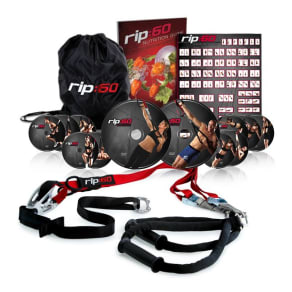 Rip:60 Fitness Dvd & Suspension Trainer Set