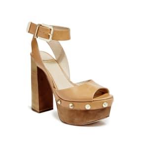 Donnis Platform Heel