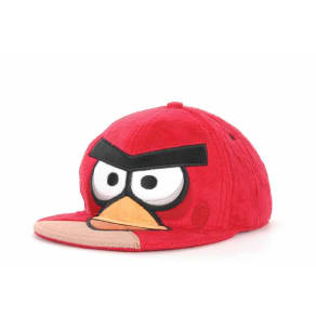 Angry Birds Angry Birds Big Red Bird Snapback Cap