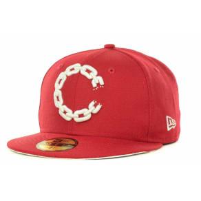 Crooks & Castle Chain C Dots 59fifty Cap
