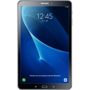 Samsung Galaxy Tab a 10.1 (2016) (8gb Metallic Black) at Ps288.00 on O2 Refresh Mobile Broadband (24 Month(s) Contract) With 100 Texts; 10000mb of 4g Data. Ps12.00 a Month.
