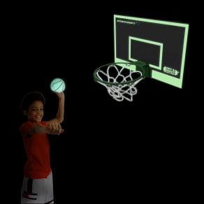 Sportcraft Glow-In-The-Dark Basketball Hoop