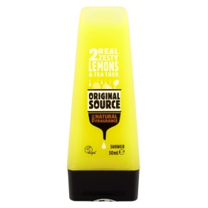 Original Source Lemon & Tea Tree Shower 50ml