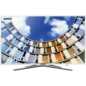 "49""  Samsung Ue49m5510  Smart Led Tv - White, White"