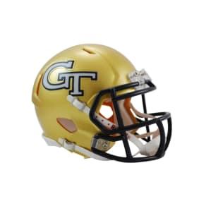 Riddell Georgia Tech Yellow Jackets Speed Mini Helmet