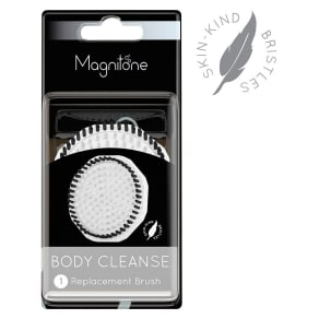 Magnitone Body Cleanse Brush With Skin Kind Bristles