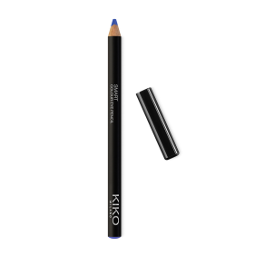 Kiko - Smart Colour Eyepencil - 10 Matte Indigo