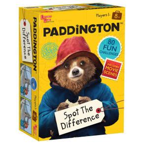 Paddington Spot The Difference Game