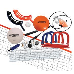 Triumph Sports Usa 5 Game Combo Set