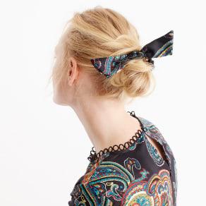Paisley Hair Tie