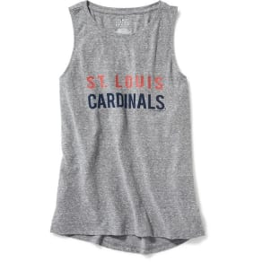 Old Navy Relaxed Fit Mlb Team Tank for Women - St Louis Cardinals