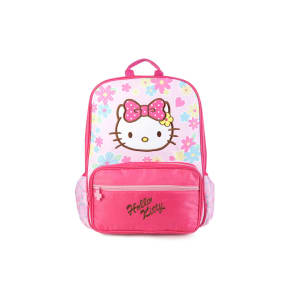 Hello Kitty Backpack: Flowers