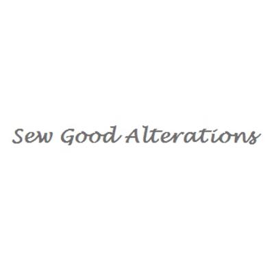 Sew Good Alterations