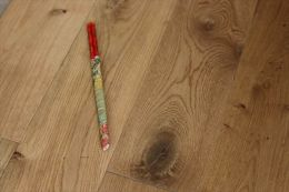 Natural Engineered Oak UV Lacquered 18/4mm By 150mm By 400-1500mm