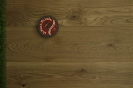 Natural Engineered Flooring Oak Bespoke Blanchon Hardwax Oiled 16/4mm By 220mm By 1800-2400mm