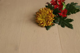 Prime Engineered Flooring Oak Click Barcelona Brushed UV Oiled 14/3mm By 190mm By 1900mm
