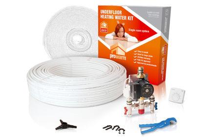 Standard Output Water Underfloor Heating