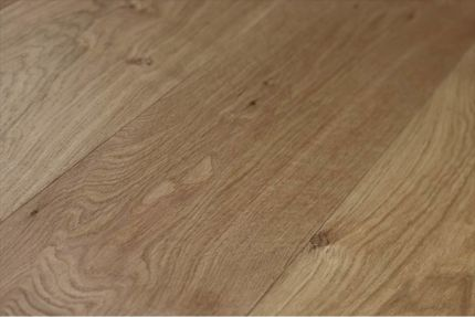 Natural Engineered Flooring Oak Click Non Visible UV Lacquered 14/3mm By 150mm By 400-1500mm