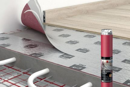 Optima Thermo Aquastop 1.5mm Underlay