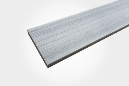 Fascia Decking Composite Supremo Silver Grey 2900mm
