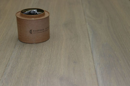 Natural Engineered Flooring Oak Bespoke Coral Deep Brushed Hardwax Oiled 16/4mm By 220mm By 1500-2400mm