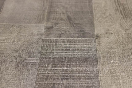 Natural Engineered Flooring Oak Odyssey Brushed UV Lacquered 14/3mm By 190mm By 400-1500mm