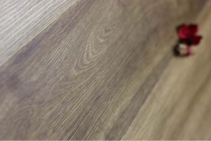Natural Engineered Flooring Oak Light Smoked Brushed UV Oiled Crack 14/3mm By 190mm By 1900mm