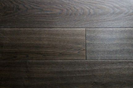 Natural Engineered Oak Reclaim Black UV Oiled 14/3mm By 150mm By 400-1500mm
