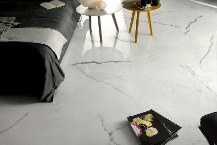 Porcelain Tile Apollo White 600mm By 600mm