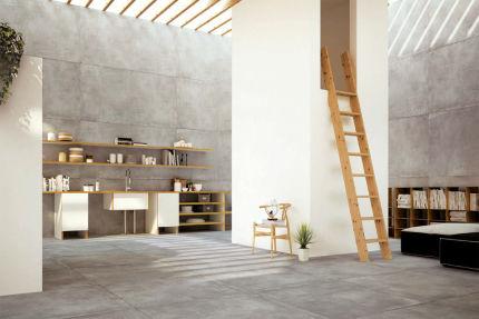 Porcelain Tiles Grandi Grey 1200mm by 1200mm