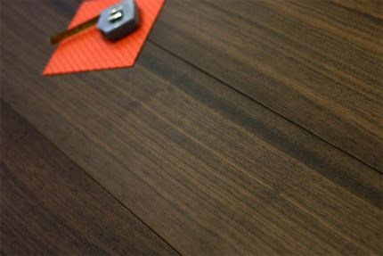 Prime Engineered Flooring Walnut UV Lacquered 15/4mm By 190mm By 1860mm