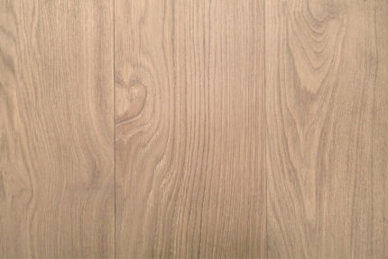 Natural Solid Flooring Oak Polar White Brushed UV Oiled 20mm By 140mm By 500-1900mm