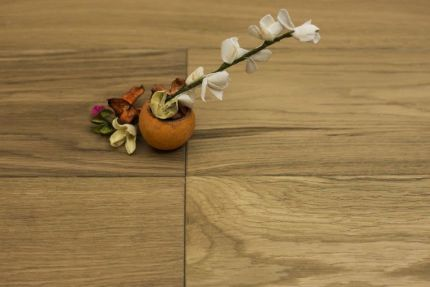 Rustic Engineered Flooring Oak Vintage Smoked Brushed UV Oiled Crack 10/3mm By 150mm By 600-1900mm