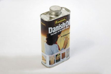 Rustins Danish Oil 5Ltr