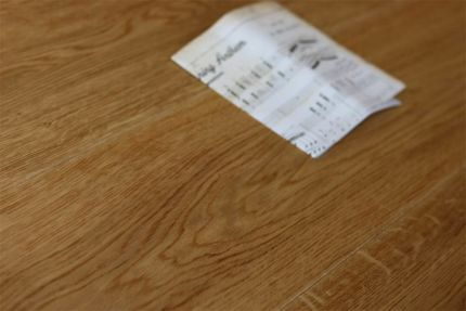 Select Engineered Flooring Oak UV Lacquered 13.5/2.5mm By 180mm By 1830mm