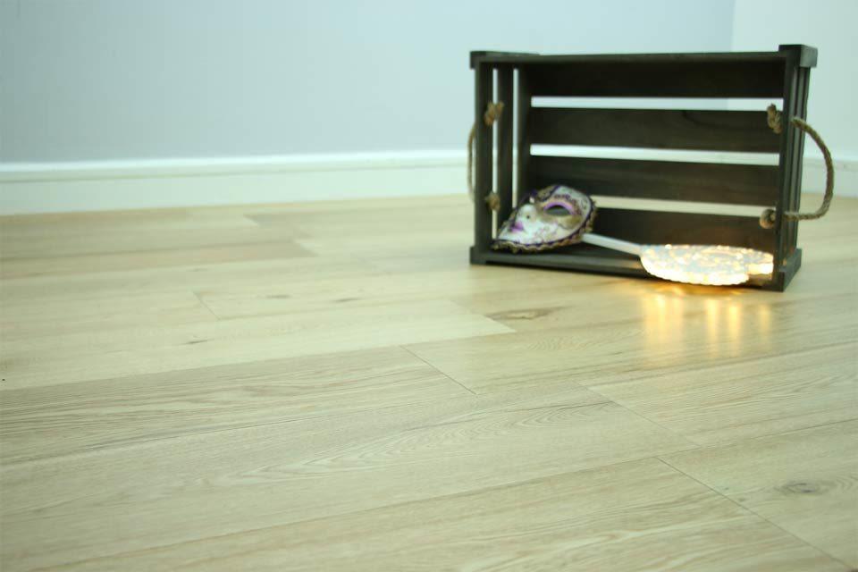 Natural Engineered Flooring Oak Matt Lacquered 20 5mm By