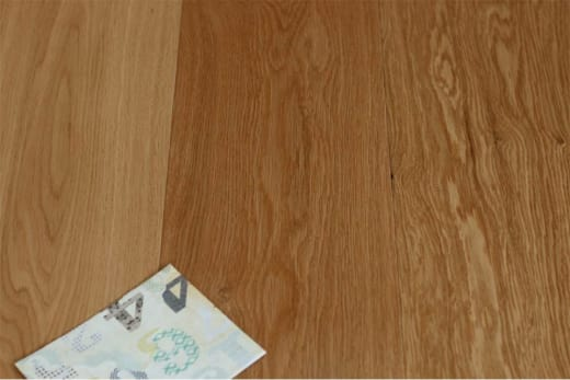 Prime Engineered Flooring Oak UV Lacquered 11/3.5mm By 120mm By 1200mm