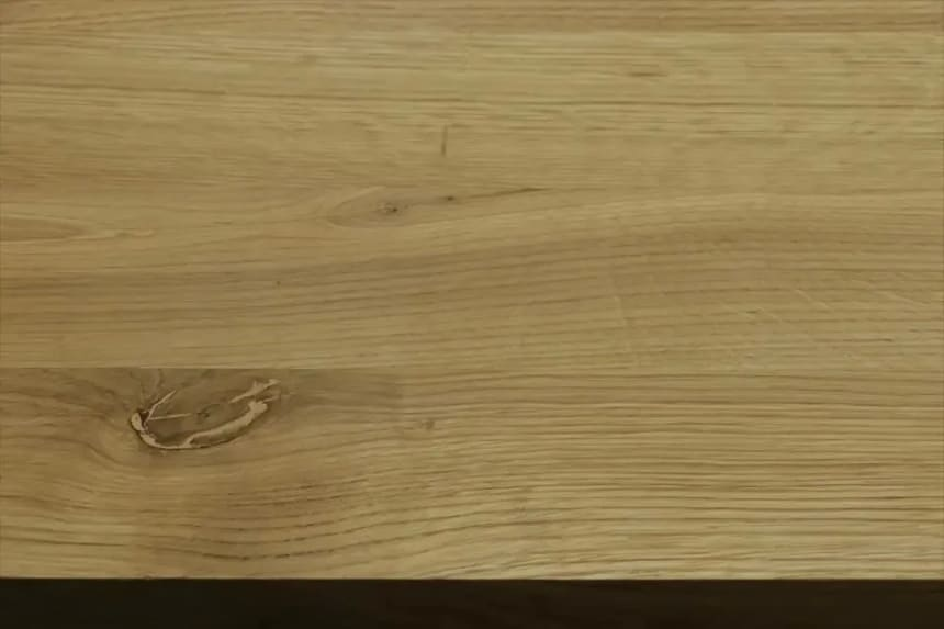 Full Stave Rustic Oak Worktop 35mm By 620mm By 2600mm