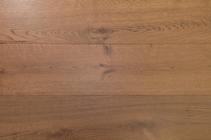 Natural Engineered Flooring Oak Vivid Smoked Brushed UV Lacquered 14/3mm By 190mm By 1900mm
