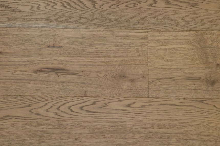 Natural Engineered Flooring Oak Roma Brushed UV Oiled 15/4mm By 250mm By 1800-2400mm