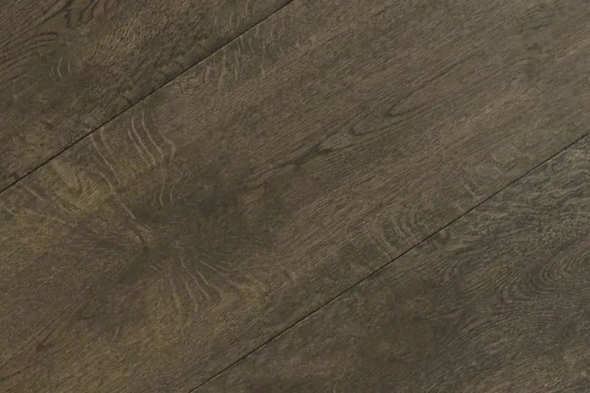 Prime Engineered Flooring Oak Click Bologna Brushed UV Matt Lacquered 14/3mm By 195mm By 1000-2400mm