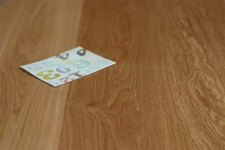 Prime Engineered Flooring Oak Click UV Lacquered 14/3mm By 146mm By 800-2400mm