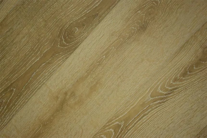 Prime Engineered Flooring Oak White Washed Brushed UV Lacquered 15/4mm By 190mm By 1900mm