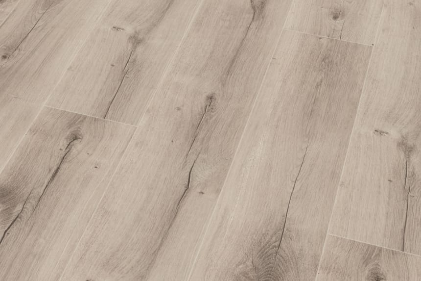 Roble Kilimanja Vintage Light Laminate Floor 8mm By 189mm By 1200mm