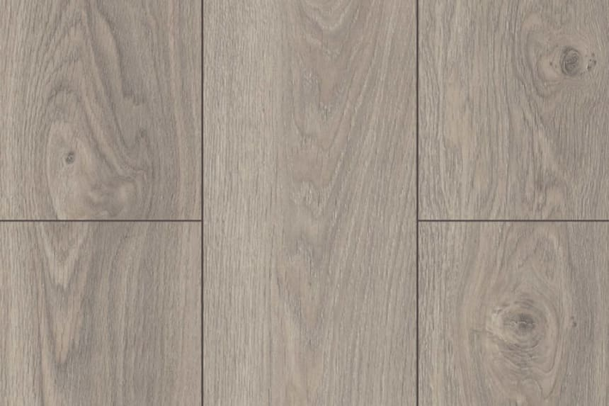 Tokyo Brown Oak Laminate Flooring 8mm By 197mm By 1205mm