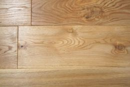 Natural Engineered Oak Brushed Oiled 20/5mm By 300mm By 2200mm