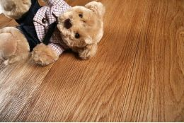 Natural Engineered Oak Brushed Oiled 20/6mm By 180mm By 1900mm