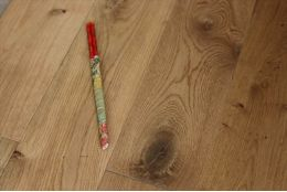 Natural Engineered Oak Click UV Lacquered 14/3mm By 150mm By 400-1500mm