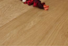 Prime Engineered Flooring Oak Brushed UV Oiled 20/6mm By 170mm By 1800mm