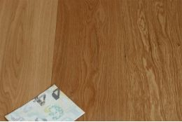Prime Engineered Oak Click UV Lacquered 14/3mm By 190mm By 400-1500mm